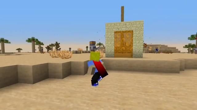 Animated Player Mod For Minecraft PimpMineCraft - Minecraft player teleport mod
