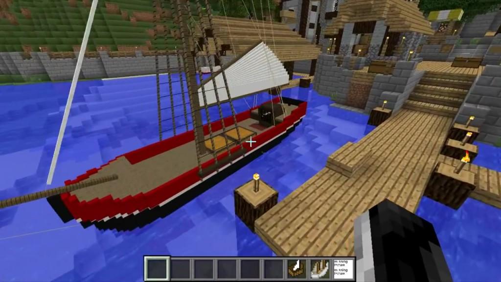 скачать моды на майнкрафт 1 7 10 на ships mod