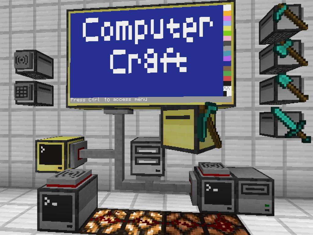ComputerCraft Mod 1.12.2/1.7.10
