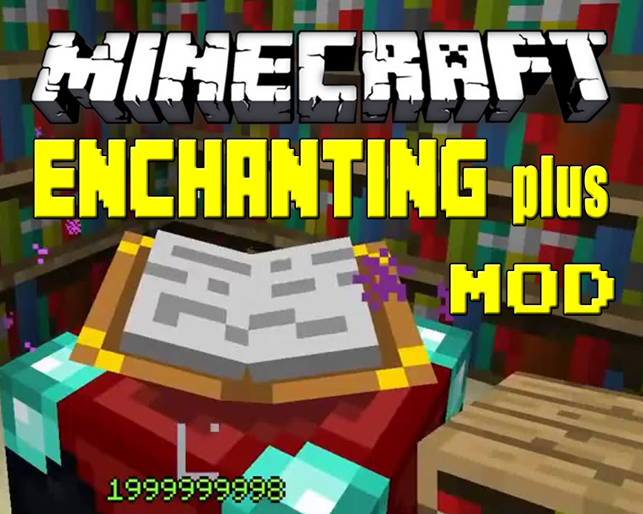 Enchanting Plus Mod 1.12.2/1.10.2