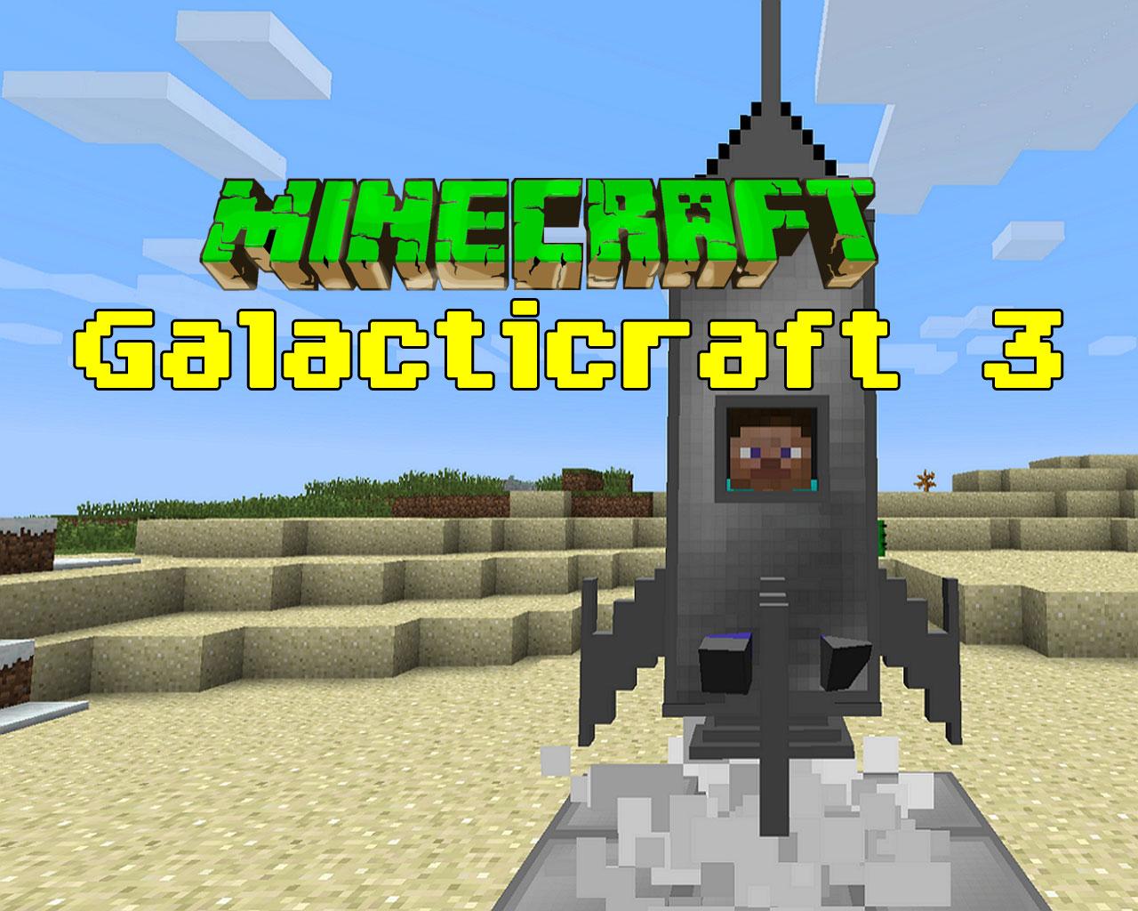 Galacticraft 3 Mod 1.12.2/1.11.2