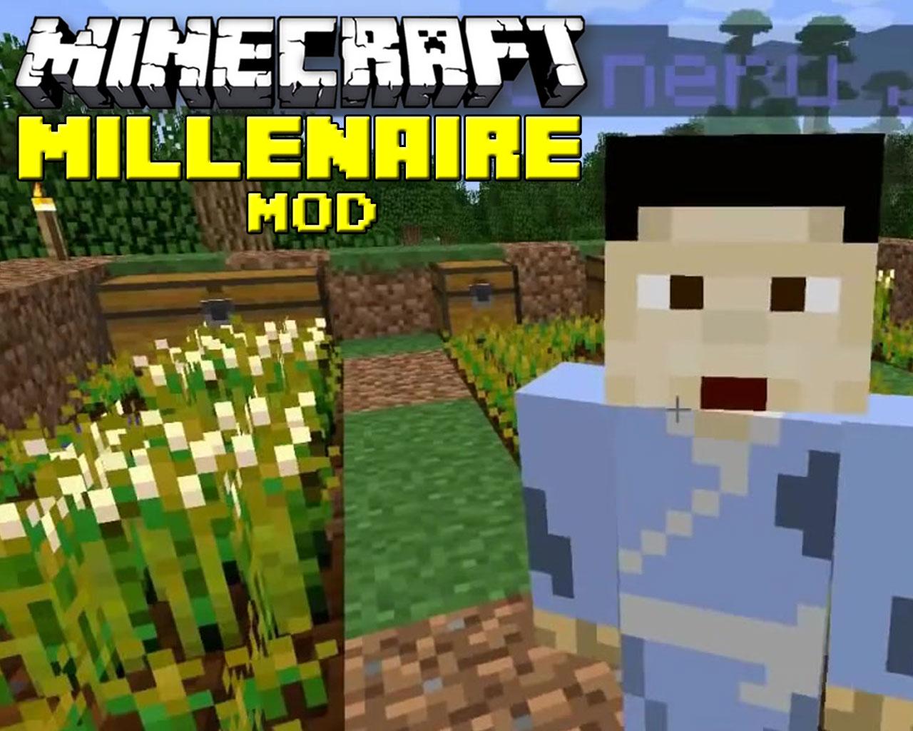 Millenaire Mod 1.12.2/1.8.9