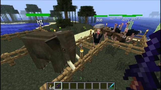 Скачать мод Mo'Creatures на Майнкрафт 1.7.2 » Скачать ...