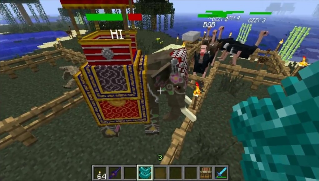 minecraft zoo tour mo creatures