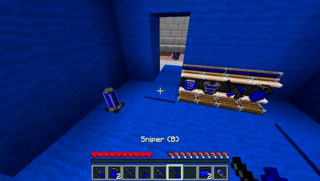 minecraft 1.7.10 recipe mod