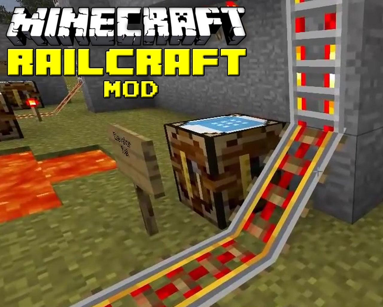 Railcraft Mod 1.12.2/1.10.2