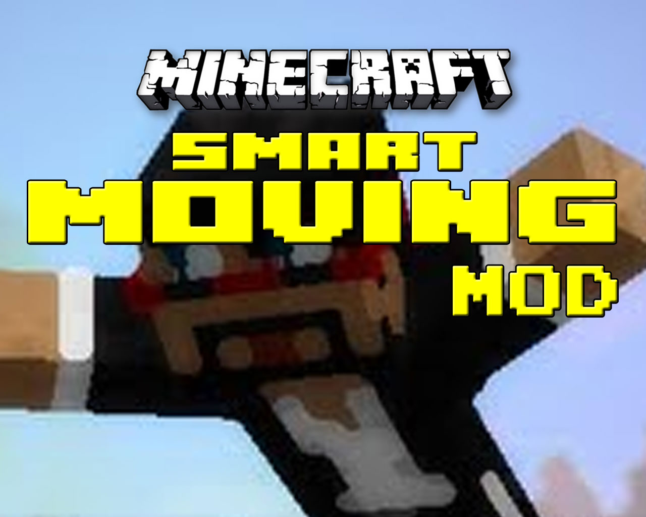Smart Moving Mod 1.8.9/1.8