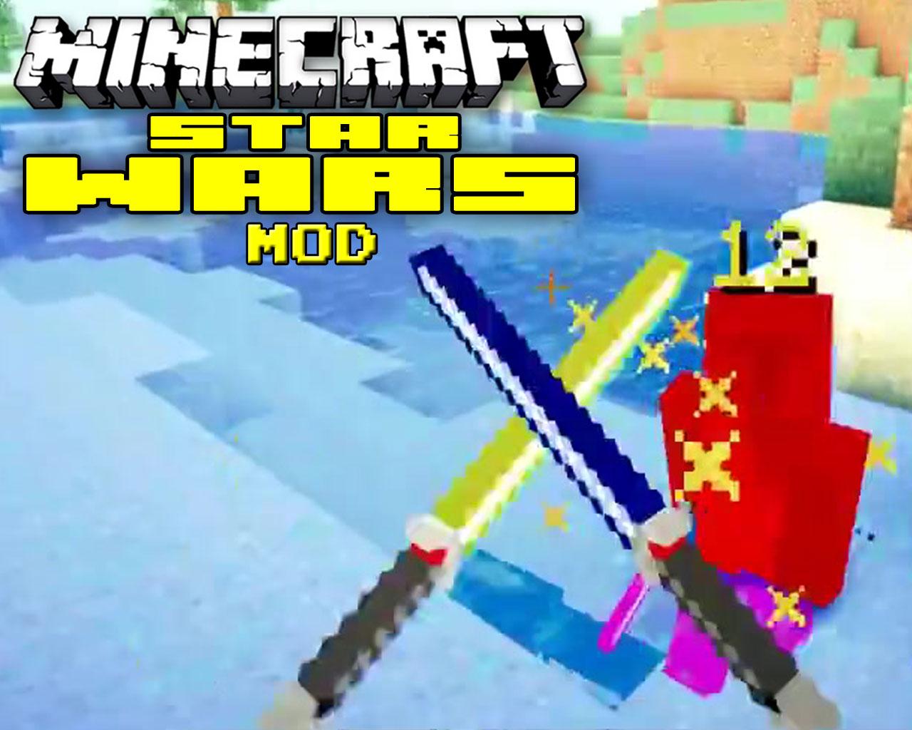 STAR WARS Mod 1.7.2/1.6.4