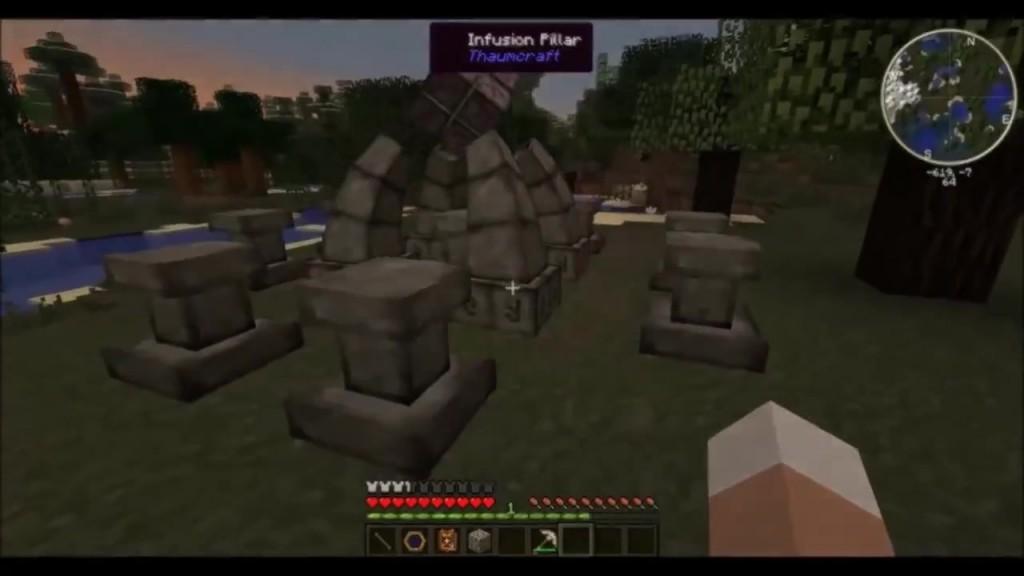 Towncraft для minecraft 1.6.4