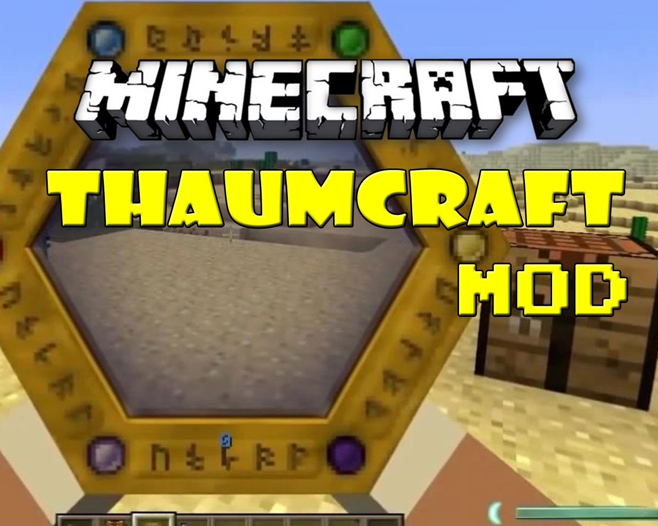 Thaumcraft Mod 1.12.2/1.10.2