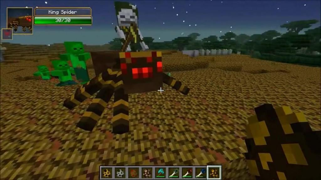 Скачать мод twilight-forest для minecraft 1.7.10