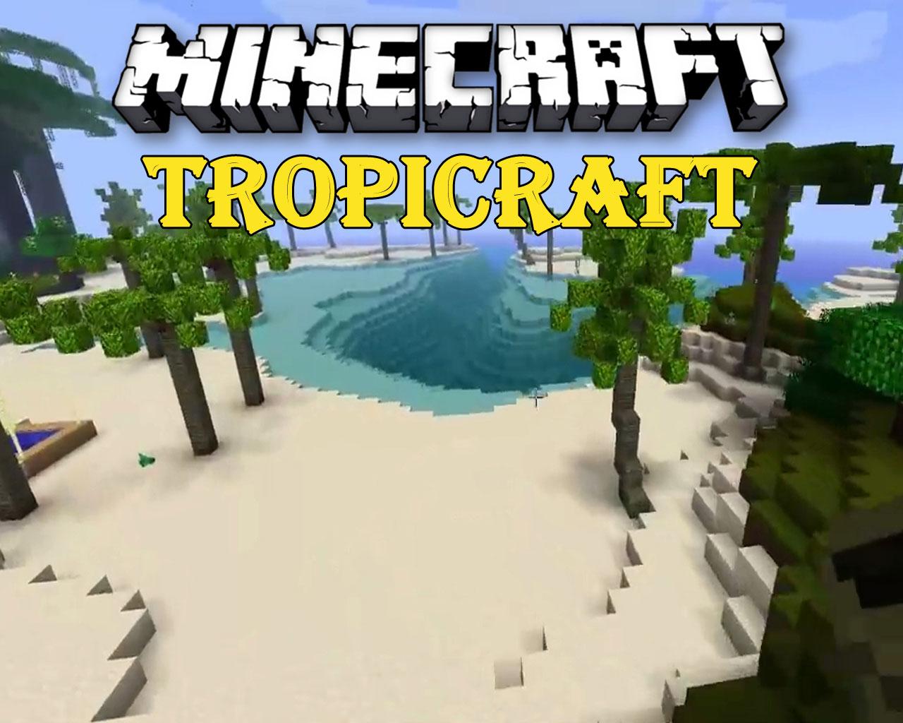Tropicraft Mod 1.12.2/1.10.2