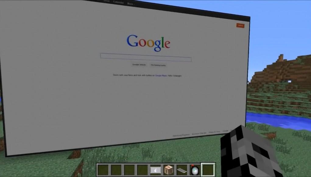 minecraft web display mod 1.12.2 download