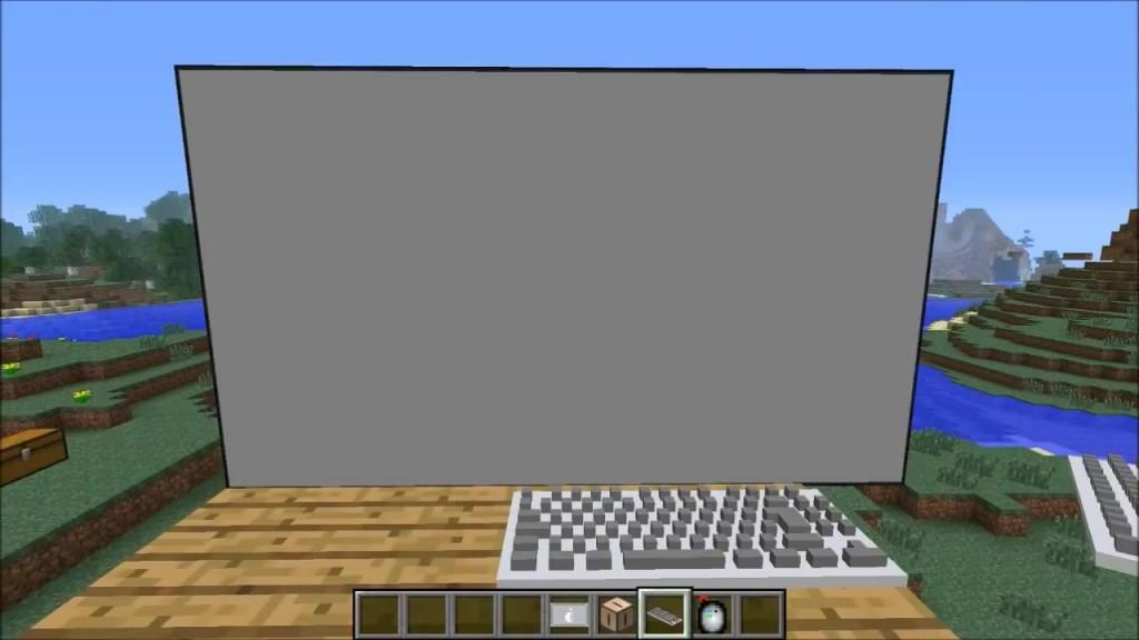 Minecraft web displays 1.5.2